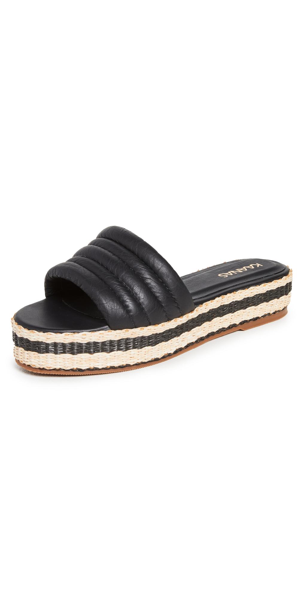 Balfour Chunky Platform Sandals
