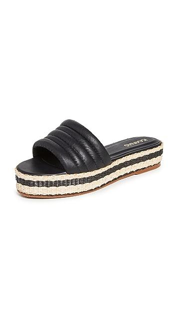 KAANAS Balfour Chunky Platform Sandals