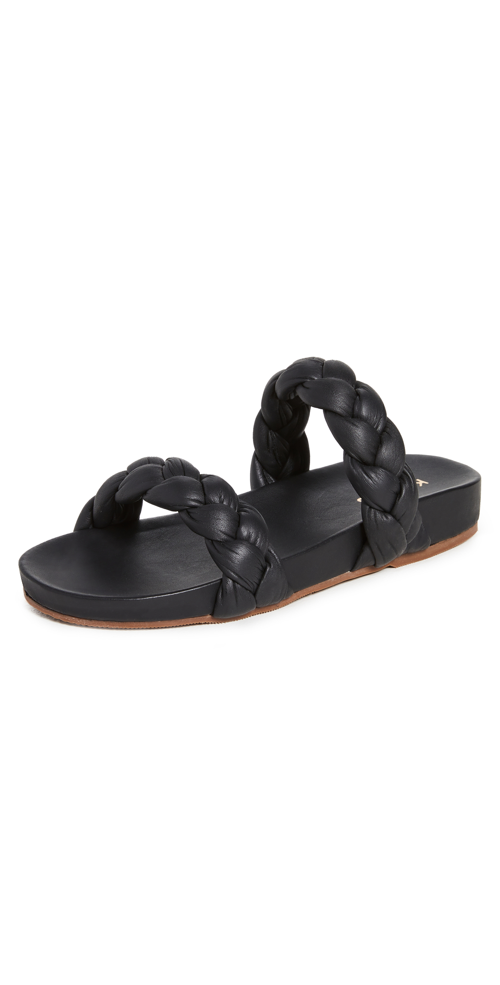 Coco Chunky Braided Sandals