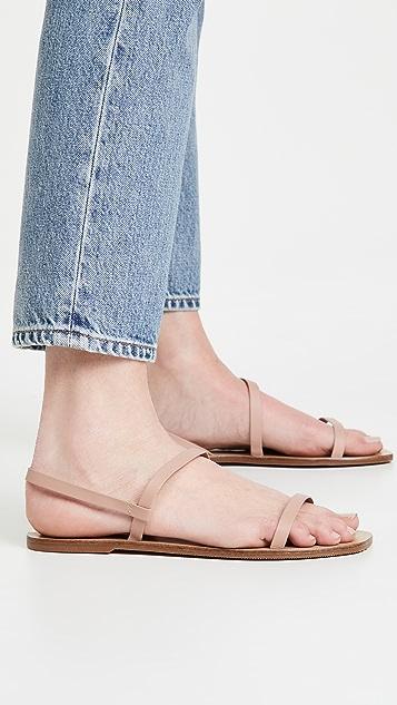 KAANAS Noemia Strappy Sandals