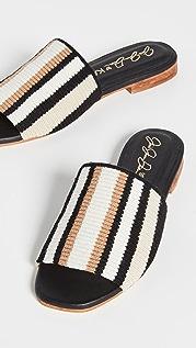 KAANAS x Jessie James Decker Bronte Sandals