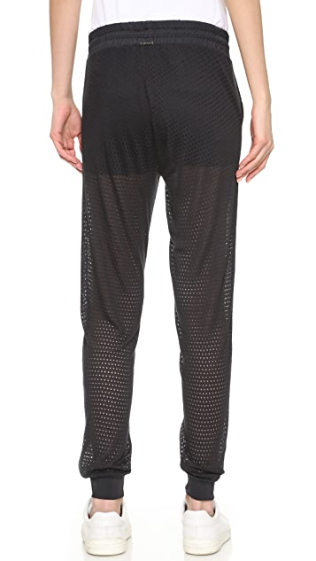 KORAL ACTIVEWEAR Double Layer Sweatpants
