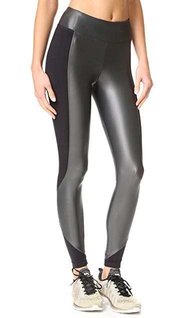 KORAL ACTIVEWEAR Curve Crop Leggings