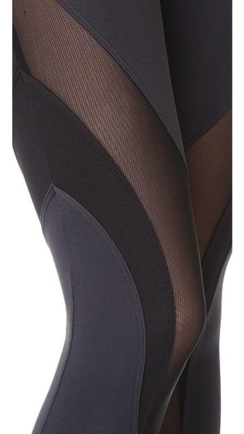 KORAL ACTIVEWEAR Slate Frame Leggings