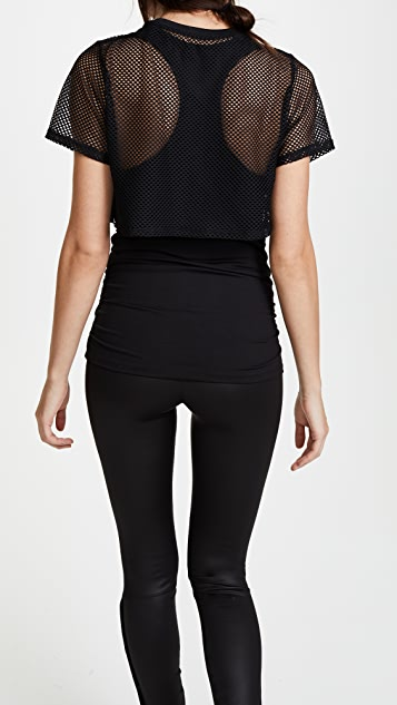 KORAL ACTIVEWEAR Flex Maternity Top