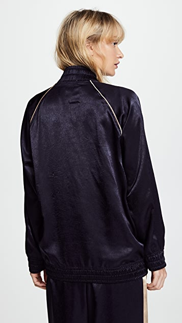 KORAL ACTIVEWEAR Silky Bomber Jacket