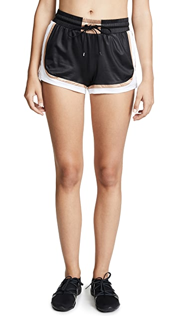 KORAL ACTIVEWEAR Sunset Blackout Shorts