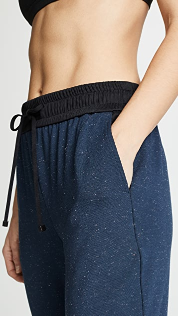 KORAL ACTIVEWEAR Cosmic Glance Cropped Joggers
