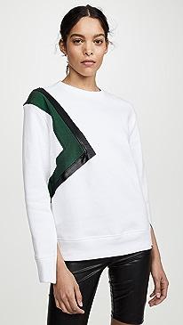 Saultry Matte Sweatshirt