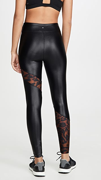 KORAL ACTIVEWEAR Cheetara Leggings