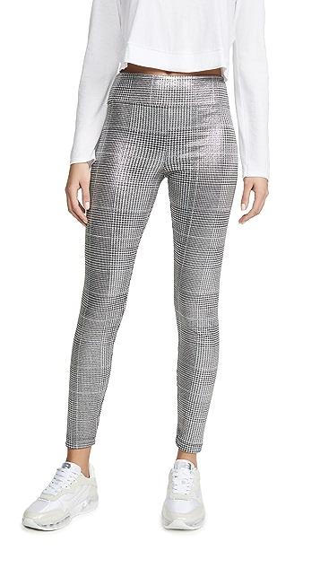 KORAL ACTIVEWEAR 珍珠高腰华美贴腿裤