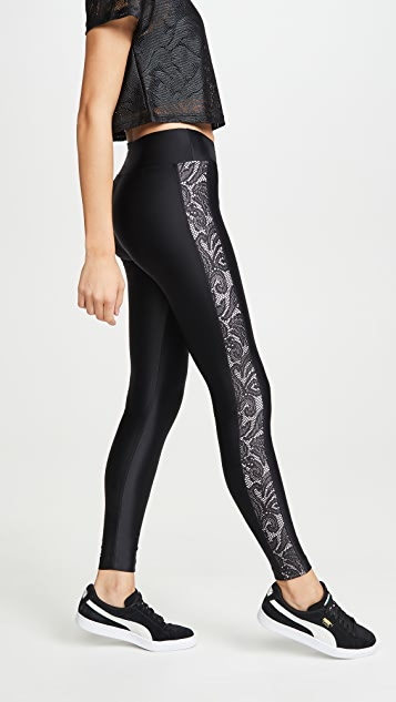 KORAL ACTIVEWEAR Леггинсы Dynamic Duo Energy