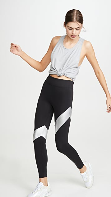 KORAL ACTIVEWEAR Aella Scuba 高腰贴腿裤