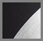 黑色/银灰