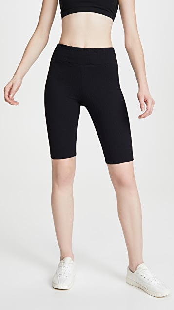 KORAL ACTIVEWEAR Densonic Flora 高腰单车短裤