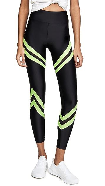KORAL ACTIVEWEAR Step Up 高腰贴腿裤