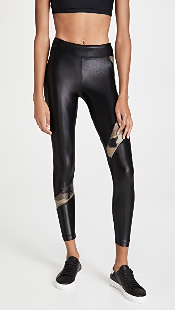 KORAL ACTIVEWEAR Pista 高腰贴腿裤