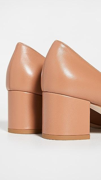 Kahmune Becky Pump Block Heels 50mm