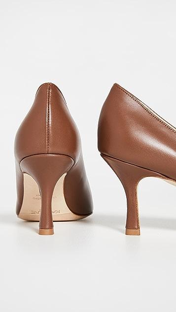 Kahmune Becky 浅口鞋 70mm