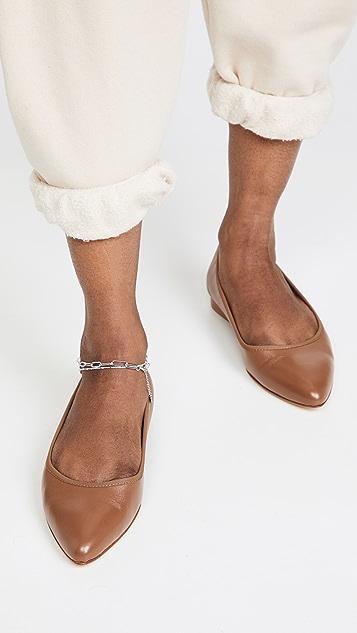 Kahmune Kennedy 平底鞋