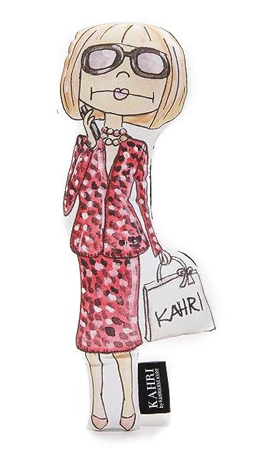 KAHRI Маленькая кукла в виде Анны Винтур