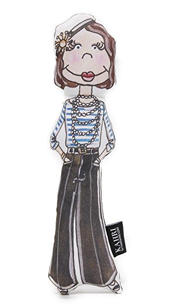 KAHRI Little Coco Chanel Doll