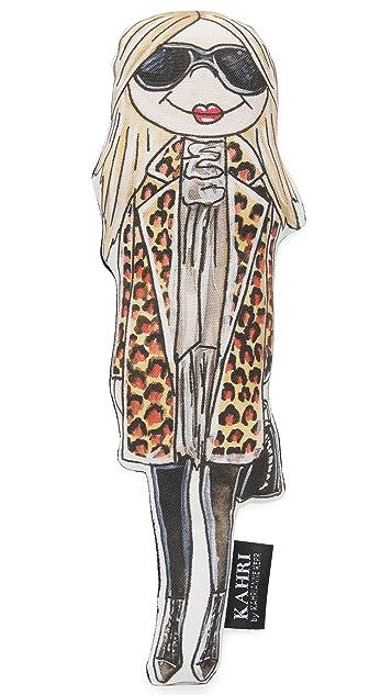 KAHRI Little Kate Moss Doll
