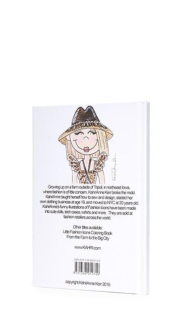 KAHRI Little Fashion Icons Coffee Table Book