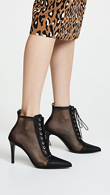 Kalda Ring Mesh Booties