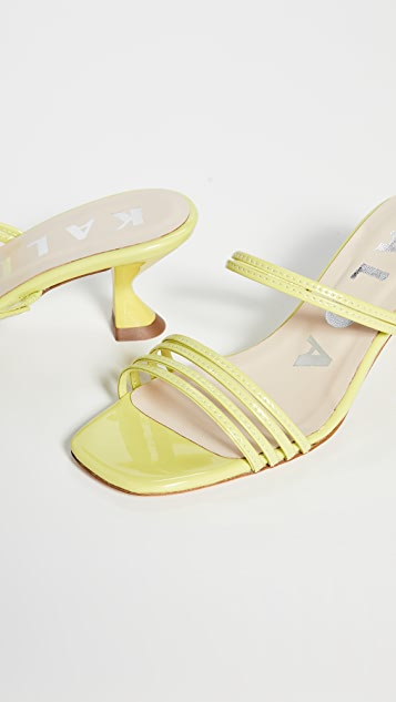 Kalda Simon Mini Slide Sandals