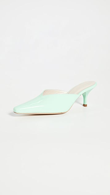 Kalda Alba Mint 穆勒鞋