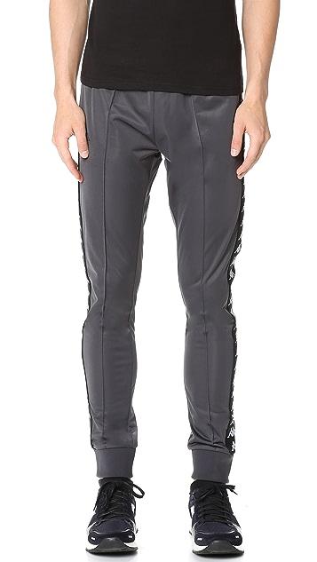 Kappa Banda Asoria Rib Slim Track Pants