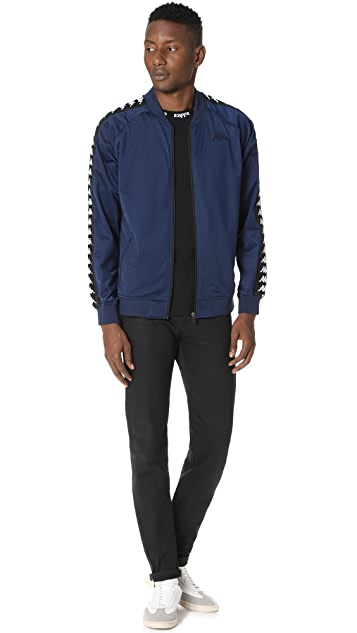 Kappa Banda Slim Fit Jacket