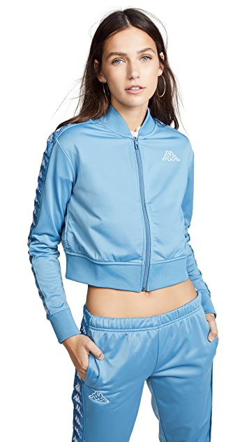Kappa Cropped Banda Jacket