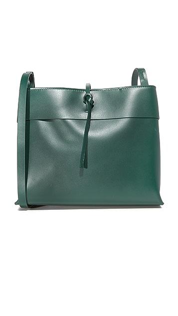 KARA Tie Cross Body Bag