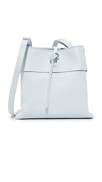 KARA Nano Tie Cross Body Bag