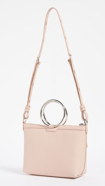 Ring Cross Body Bag Kara Hot Sale For Sale Discount Best Store To Get Free Shipping Classic Cheap Sale Get To Buy Free Shipping New Styles Us7YVD