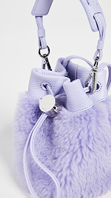 KARA Moon Drawcord Baby Bucket Bag