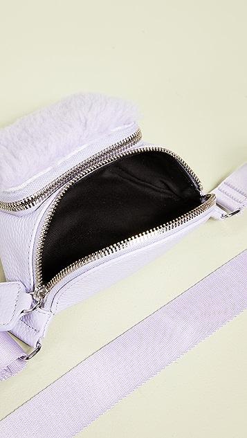 KARA Maxi Detail Small Bum Bag