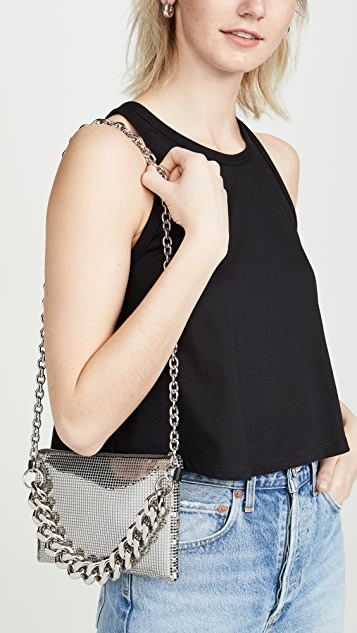 KARA Chainmail Crossbody Bag
