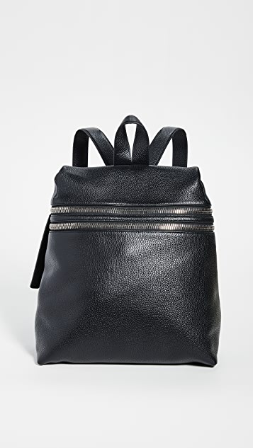 Double Zipper Backpack by Kara