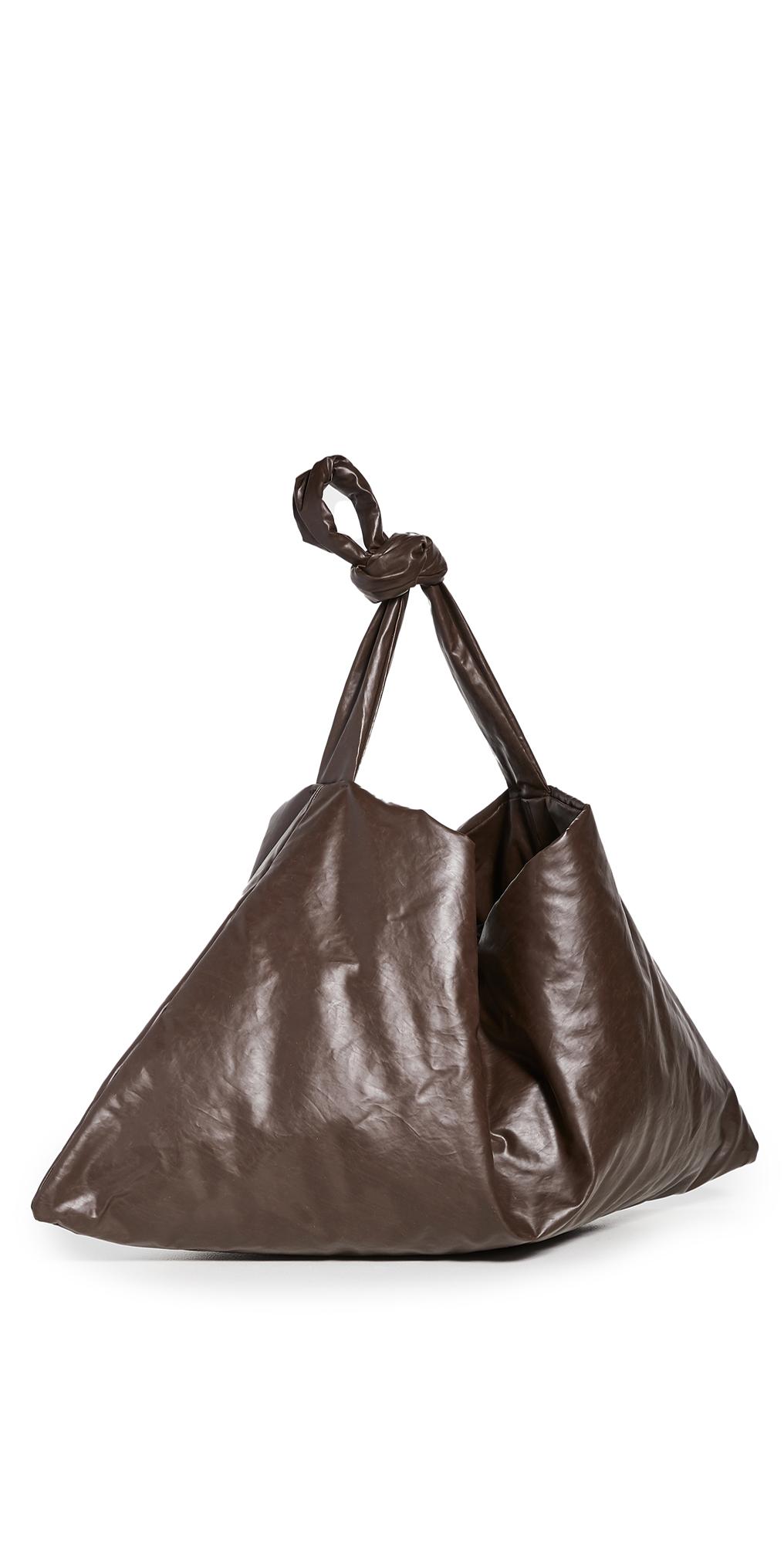 Medium Oil Square Bag