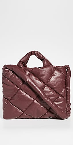 KASSL - Bag Small Oil Quilted Bag