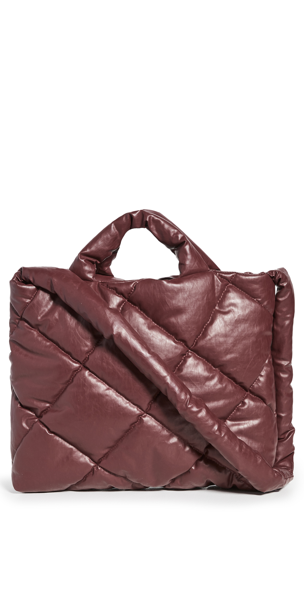 Bag Small Oil Quilted Bag