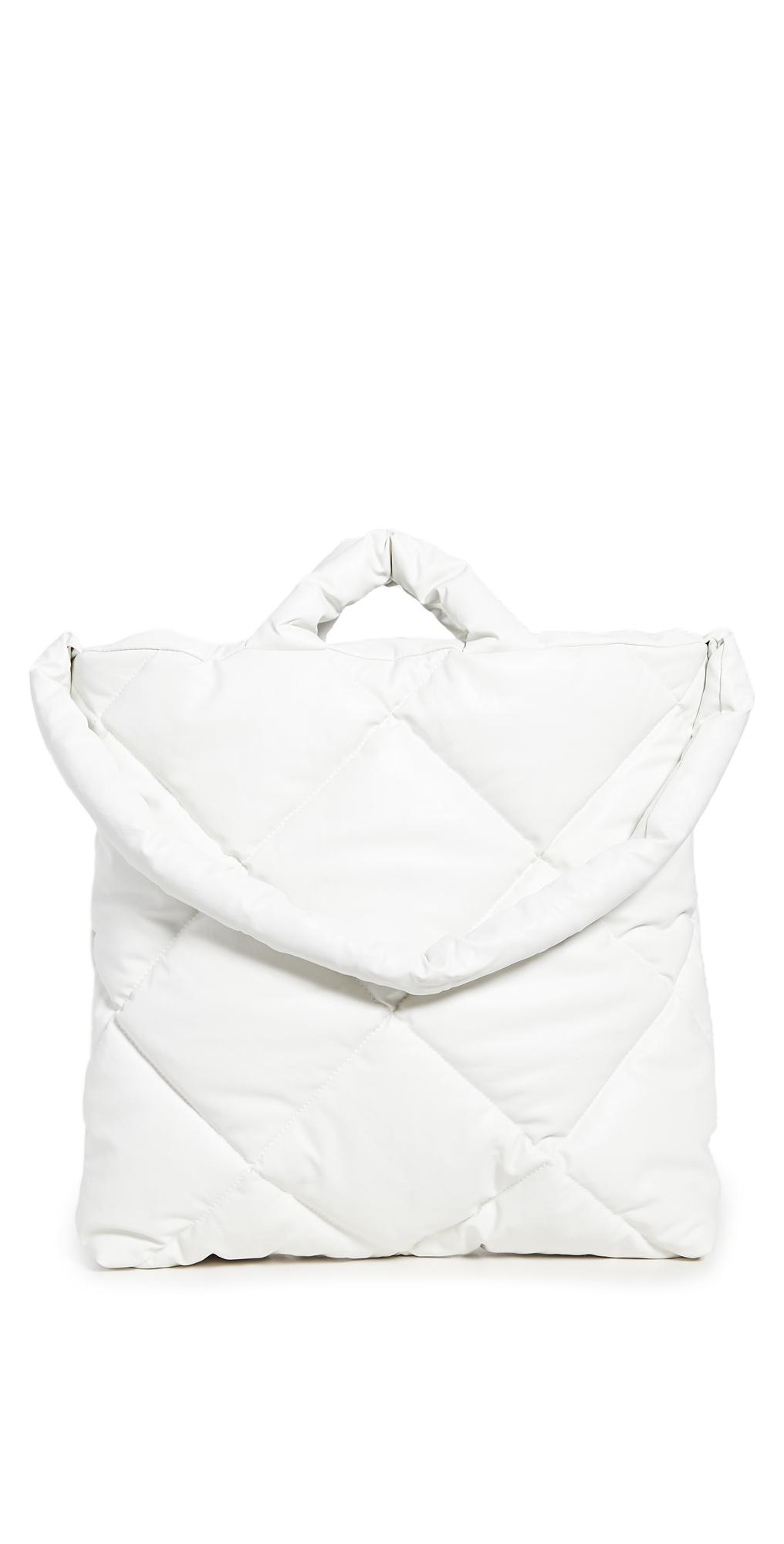 Medium Oil Quilted Bag