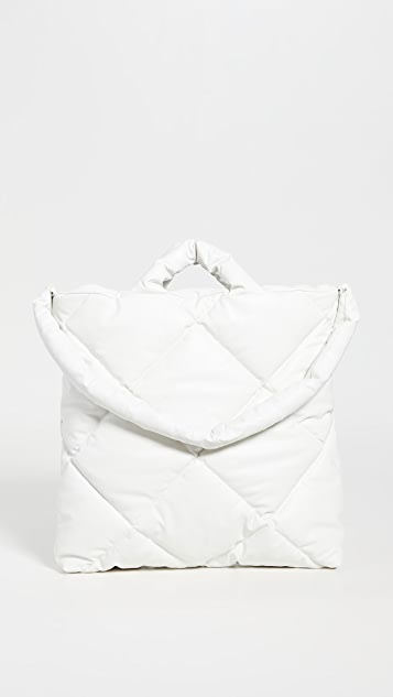 KASSL 中号油面绗缝包