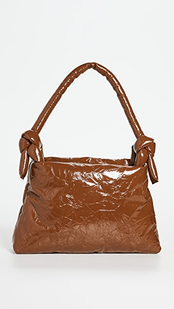 KASSL Lady Leather Lacquer Bag