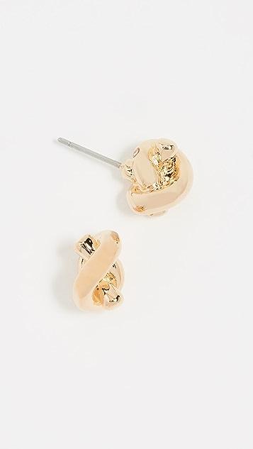 Kate Spade New York Sailor's Knot Stud Earrings