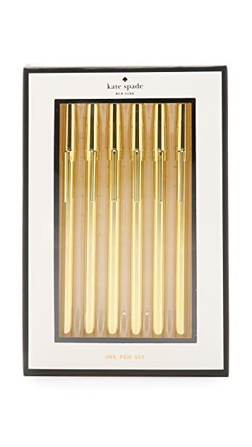 Kate Spade New York Strike Pen Set