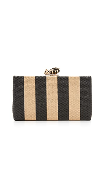 Kate Spade New York Bee Clasp Clutch